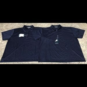 Lot of 2 Port Authority Polo Shirts NWT Women's 3X